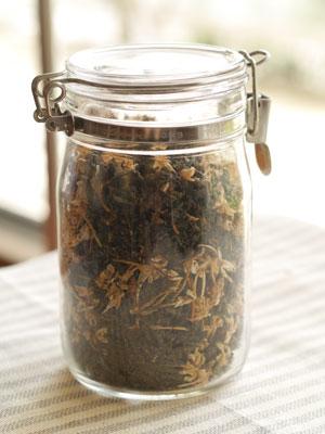 手作りジャスミン茶の作り方 Vol.2